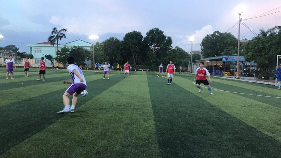 Giải bóng đá phong trào Chi Đông 2017